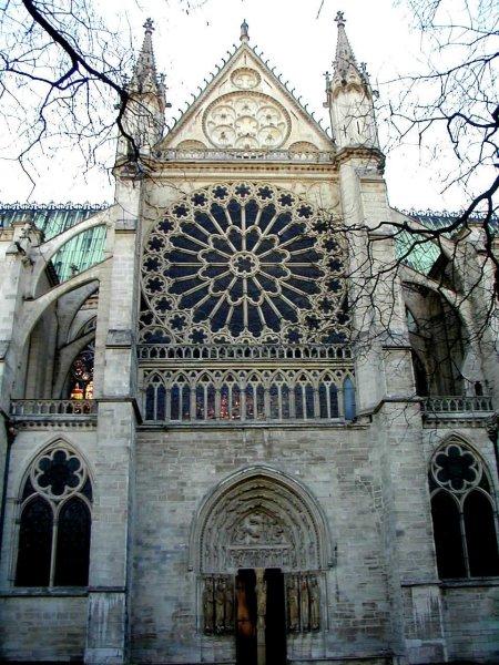 Was sind gotische kirchenfenster kurze einf hrung in - Architektur gotik ...